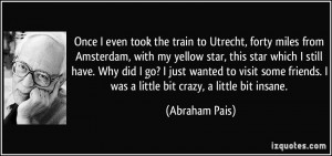 More Abraham Pais Quotes