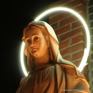 Virgin Mary Picture 0101