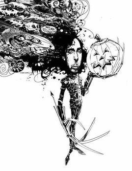 Tim Burton Halloween Quotes Which is your fav tim burton