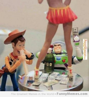 Funny memes – [Toy Story 4]