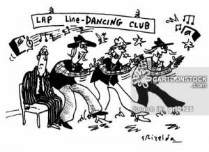 line-dancing cartoons, line-dancing cartoon, funny, line-dancing ...