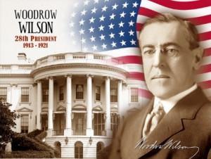Woodrow Wilson Ww1 Quotes Act in return for generous