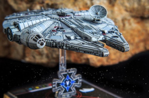 The Star Wars X-Wing Miniatures Game!