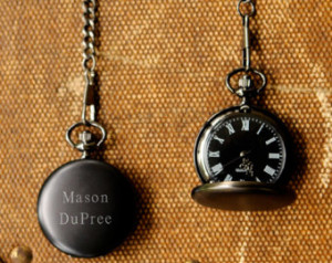... Watch, Gift for Groomsmen, Wedding Gift, Father's Day, Graduation Gift
