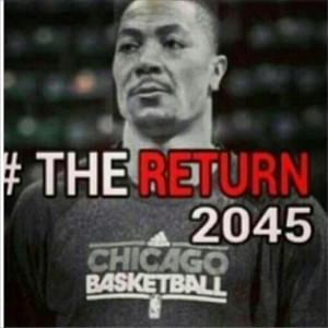 Derrick Rose Funny Picture Gallery