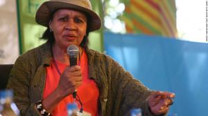Born in 1949 as Elaine Richardson on the island of Antigua, the ...