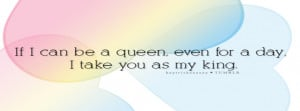 King And Queen Facebook Cover