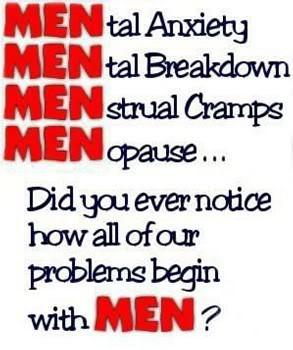 stupid men