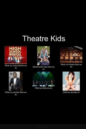 theatre #quotes #thingstoliveby #acting #highschoolmusical #drama