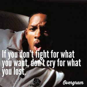 Will Smith's motivational quotes on Instagram