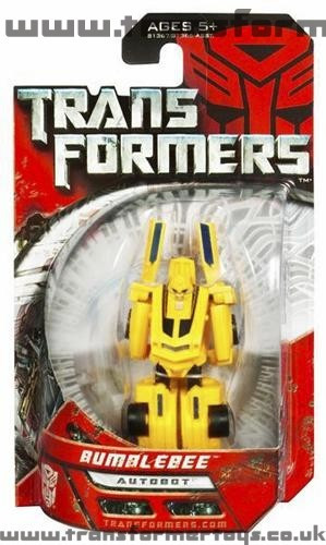 Transformers Bumblebee And