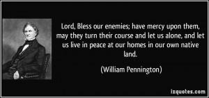 More William Pennington Quotes