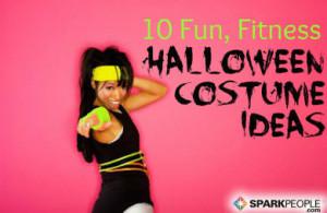 Fun Fitness Halloween Costume Ideas