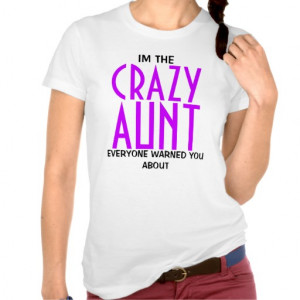 Aunt Keychain Funny Quote Gift