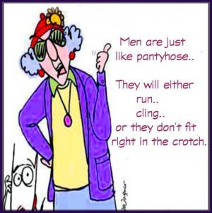 Maxine Quotes Men