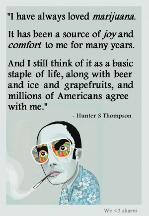 Hunter S. Thompson |