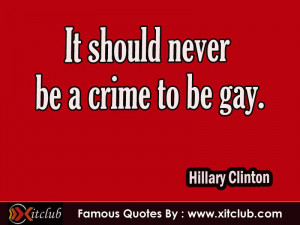 You Are Currently Browsing 15 Most Famous Quotes By Hillary Clinton