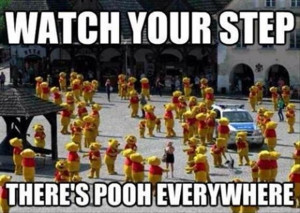 funny winnie the pooh pictures