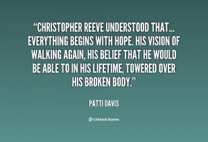 Christopher Reeve Quotes