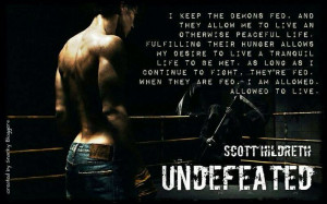 Undefeated by Scott Hildreth