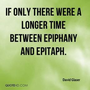 Epiphany Quotes