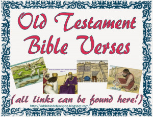 Old Testament Bible Verses