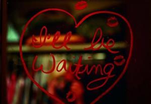 ll be waiting