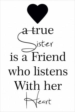 Sister Quotes Great About