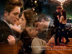Twilight Series Twilight-Edward & Bella