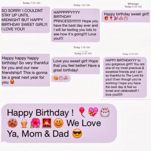 Birthday + Thanksgiving Part 2