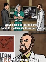 Dr Krieger Archer