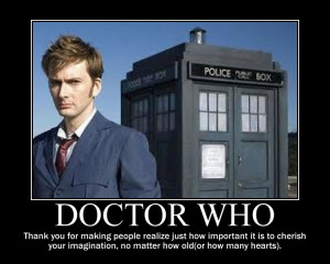 Doctor Who Motivational by WhisperoftheWolves