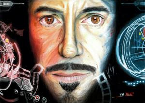 Robert Downey Tony Stark