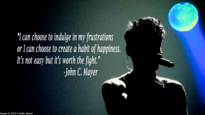 John Mayer Quotes Tumblr