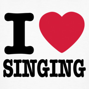 Love Singing - singing Screencap
