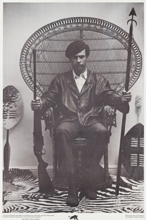 Black Panther Party Co-Founder Huey P. Newton Born On This Day In 1942