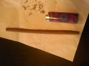 rolled this haha two blunts together it was beautiful i smoked that ...
