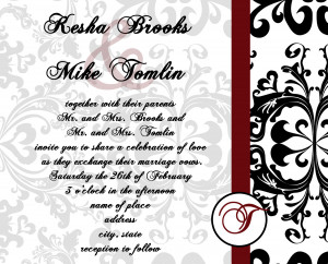 Cheap Wedding Invitation Quotes Templates Funny