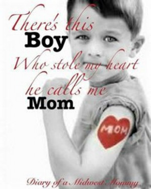 cute mother and son quotes and sayings