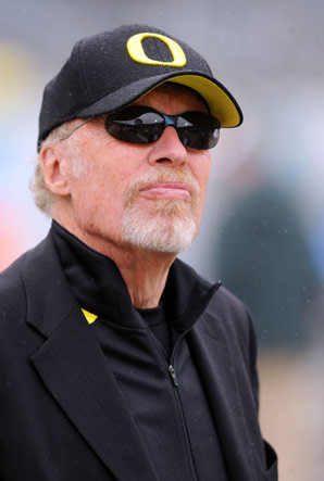 With his generous donations, Oregon alum Phil Knight has immeasurable ...
