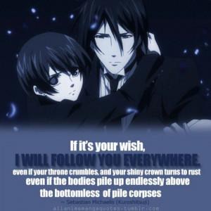 Sebastian quote