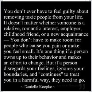 Toxic People Quotes Toxic people