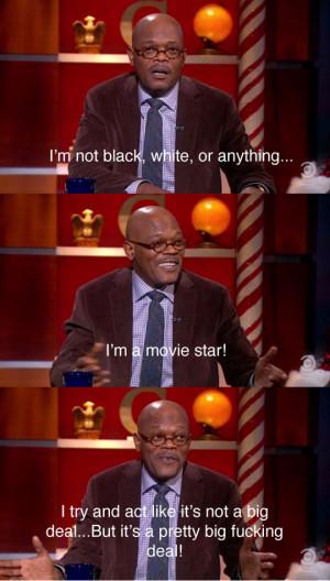 Funny photos funny Samuel L Jackson quote