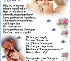 ... categories love quotes tags i love you quotes why i love you poems