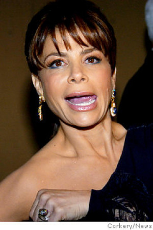 Train-wreck-tastic Paula Abdul has a hit in the making with her new ...