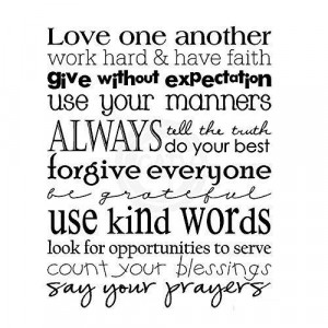 House-Rules-of-Love-One-Another-wall-sayings-quote-vinyl-lettering ...