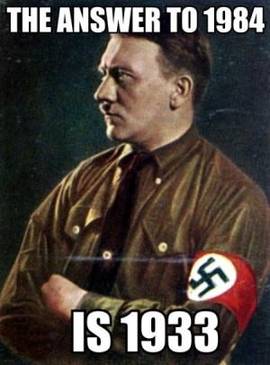 Hitler Hate Speech Quo...