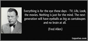More Fred Allen Quotes