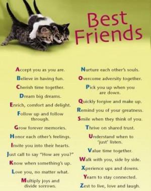 Astonishing Friends Quote