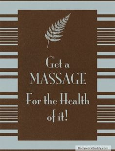 massage quotes More